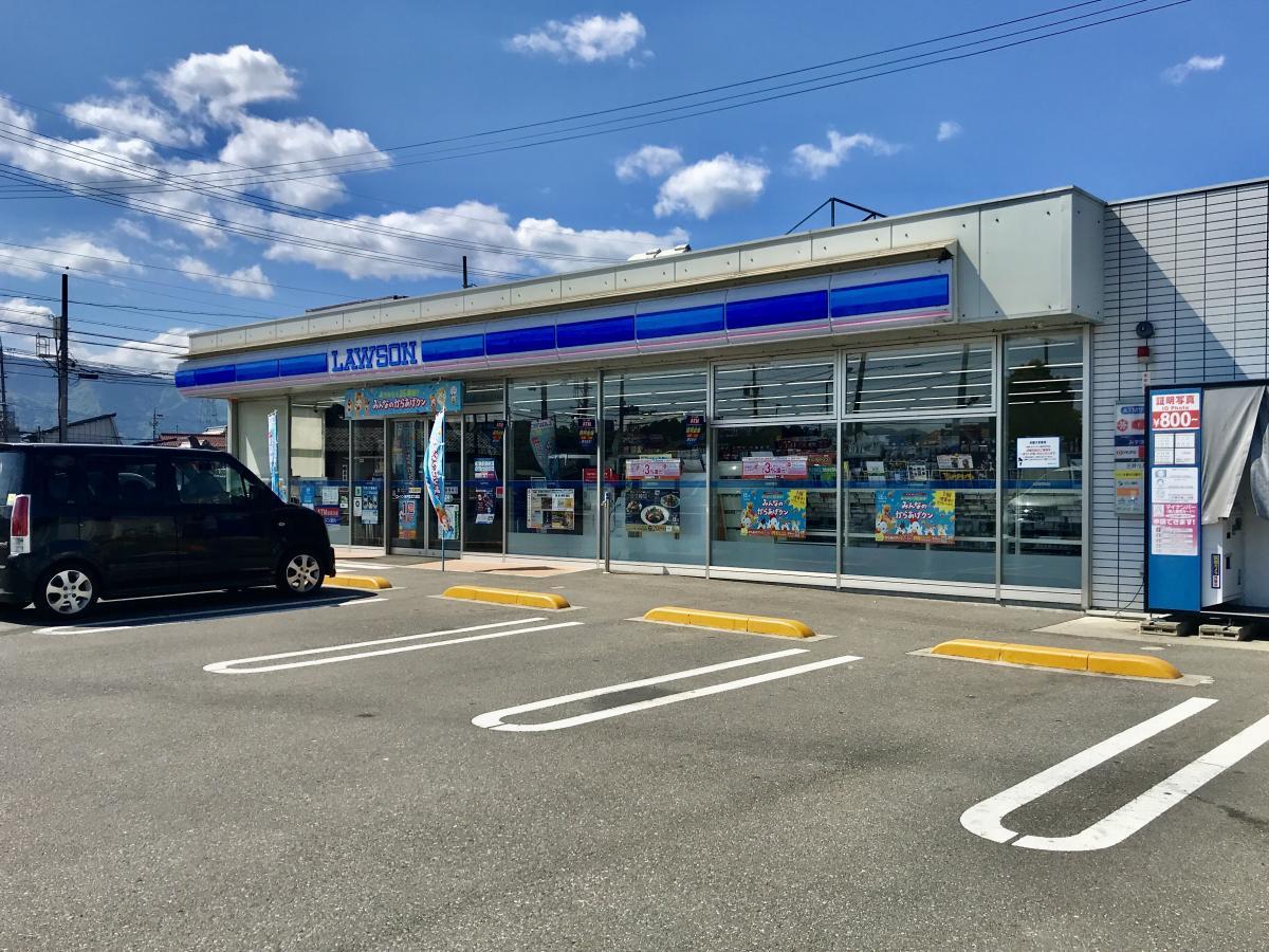 ローソン 神戸町丈六道店