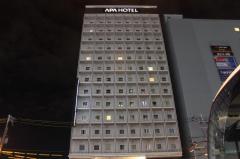 アパホテル天王寺駅前