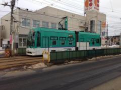 函館アリーナ前駅
