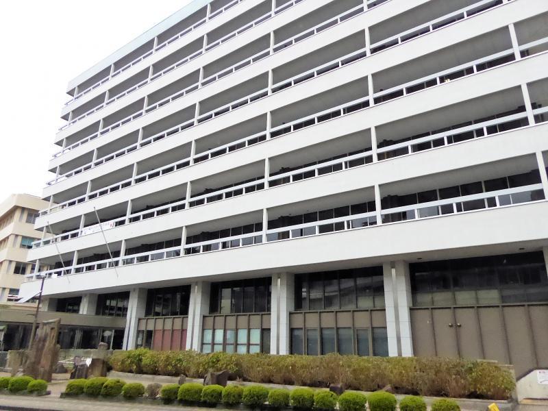 福井市役所