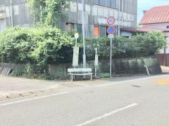「北秦泉寺」バス停留所