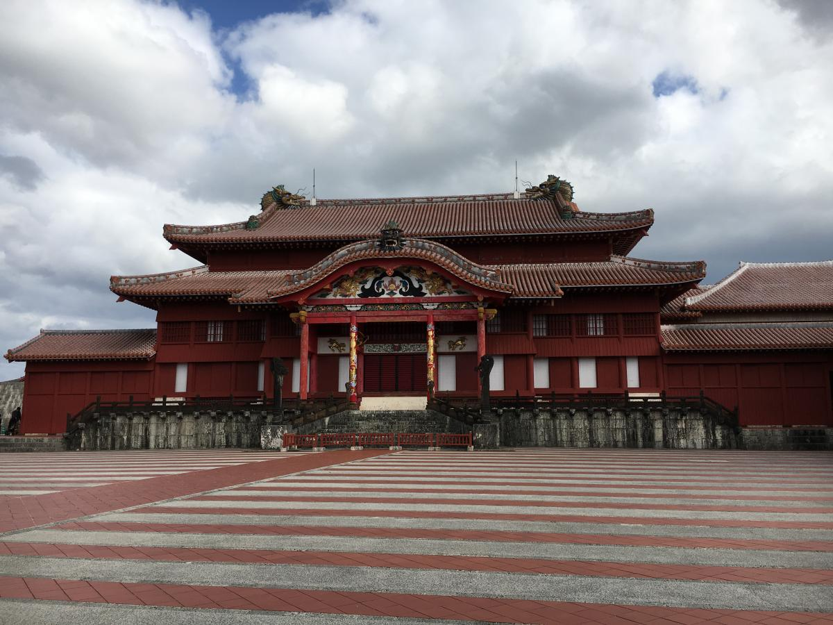 国営沖縄記念公園首里城公園