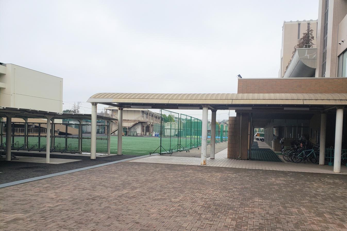 私立日本大学第二中学校