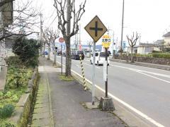 「北野口」バス停留所
