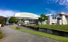 桜川市岩瀬体育館