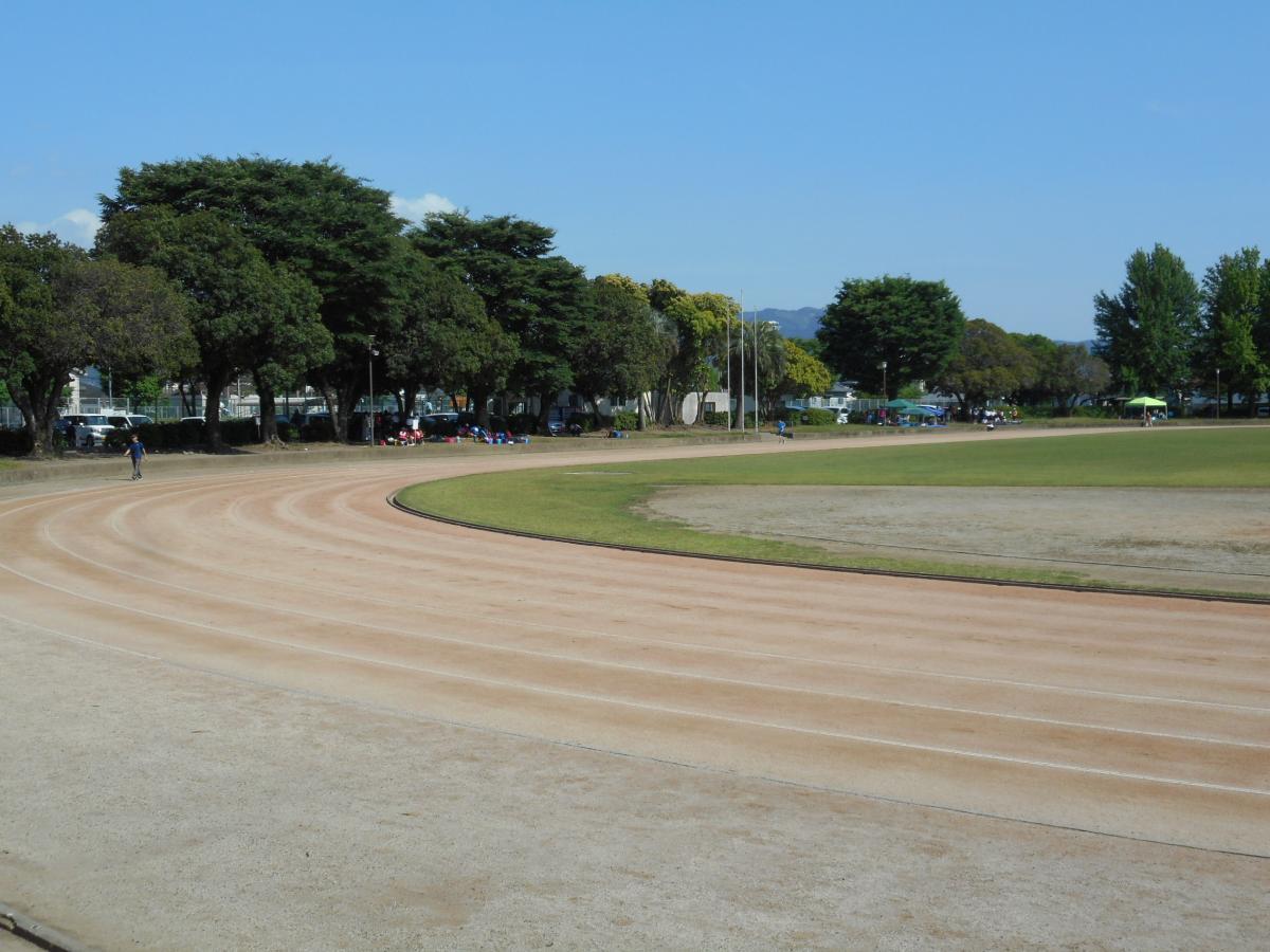 都城運動公園陸上競技場