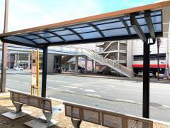 「中緑井」バス停留所