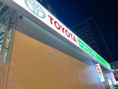 トヨタレンタリース大阪なにわ筋阿波座店