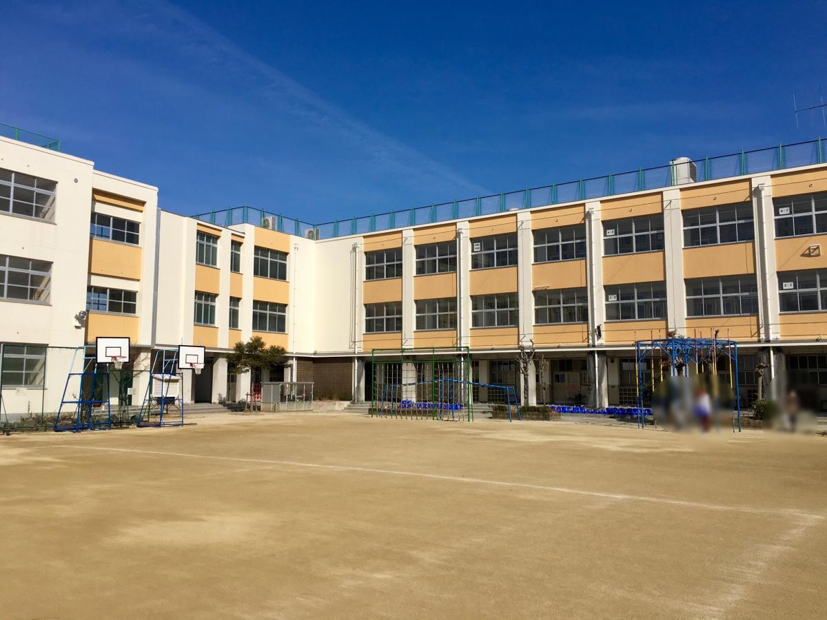 小学校 北巽 北巽小学校(大阪府大阪市生野区)