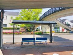 「四季が丘中央」バス停留所