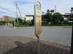 「三橋総合公園」バス停留所