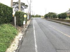 「花鎌」バス停留所