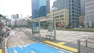「桜通本町」バス停留所