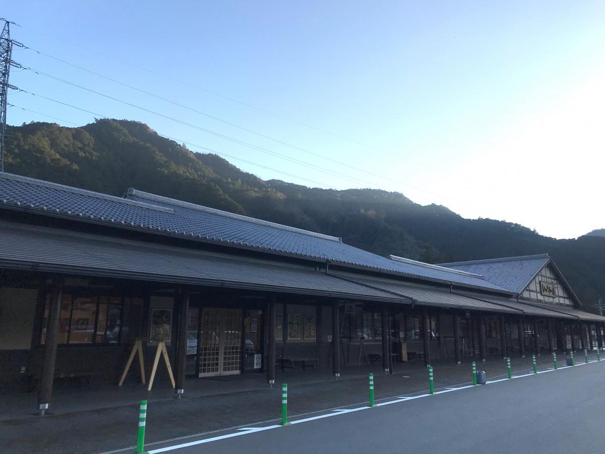 三重県 飯高駅