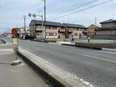 「別府第二公園入口」バス停留所