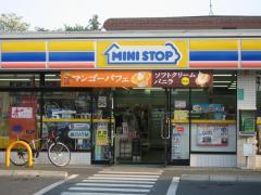 ミニストップ ひたちなか東石川店