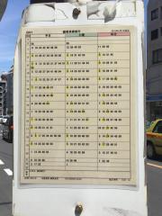 「薬王寺町」バス停留所