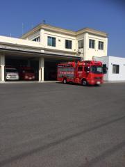 神敷台消防署