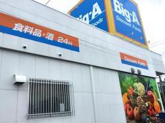 ビッグ・エー 入間仏子店