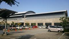 八尾市立総合体育館ウイング