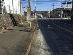 「上ノ原」バス停留所