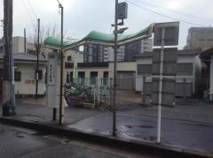 「東淀川駅前」バス停留所