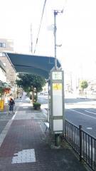 「猪飼野橋」バス停留所