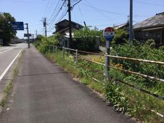 「小園」バス停留所