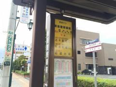 「新座警察署前」バス停留所