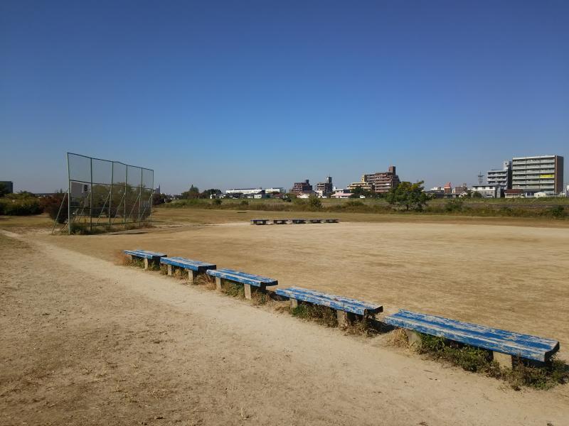 千代田橋緑地野球場