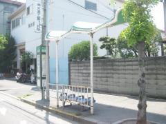 「新千歳」バス停留所
