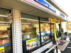 ローソン 日光清滝バイパス店