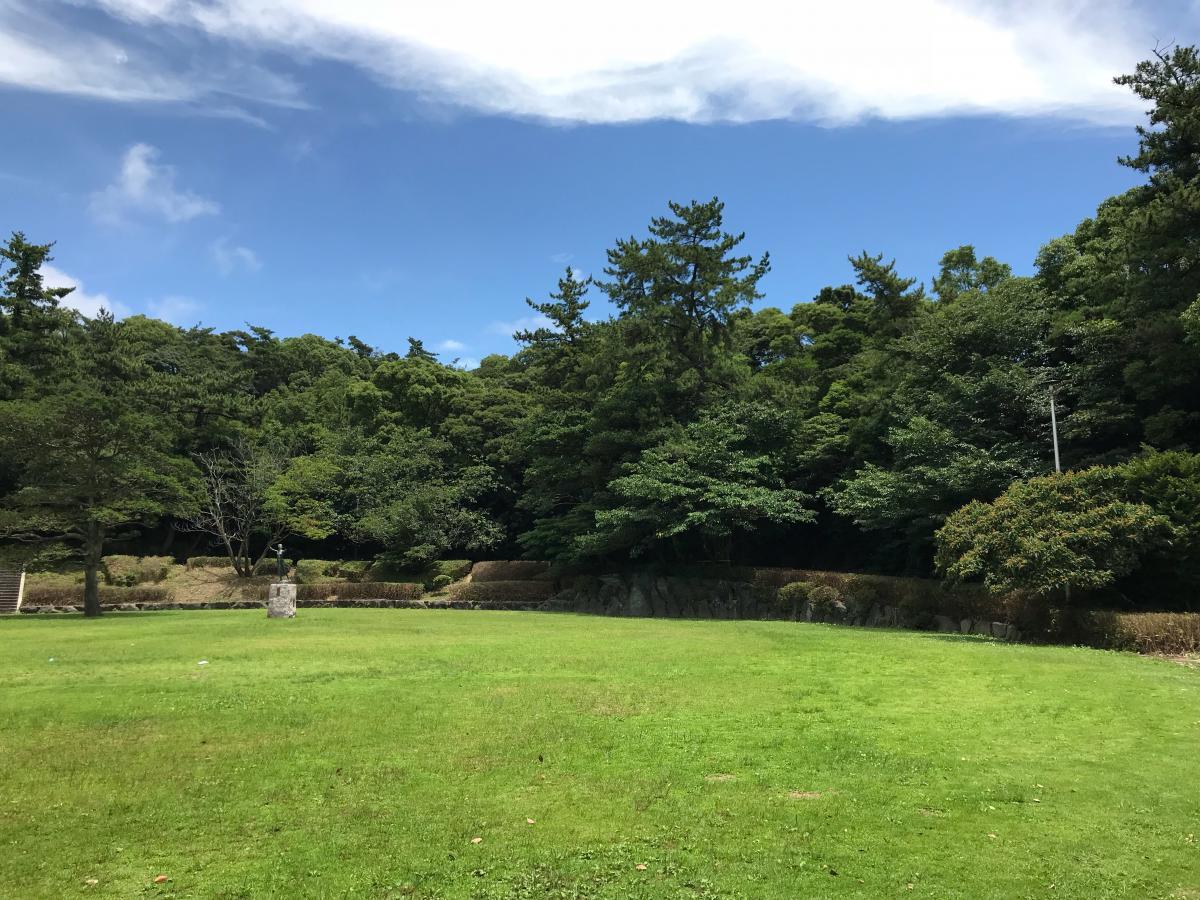 任坊山公園写真です。