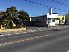 「大谷津」バス停留所