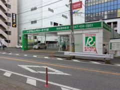 トヨタレンタリース千葉西船橋駅前店