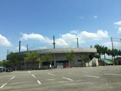 五泉市営球場