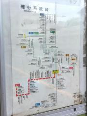 「中央一丁目」バス停留所