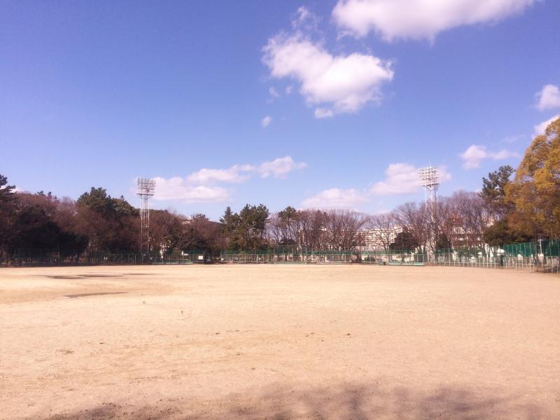 野球場A面