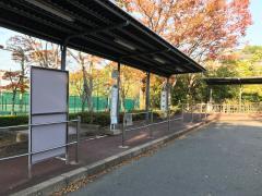「関西外大 学研都市キャンパス」バス停留所