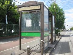 「南恩加島」バス停留所