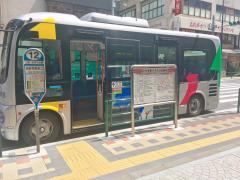 「吉祥寺駅」バス停留所