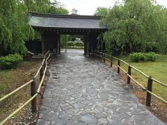 桧木内川堤公園・武家屋敷