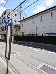 「恵我ノ荘駅前」バス停留所